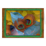 Beauty From Within Greeting Card