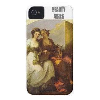 BEAUTY GIRLS IPHONE4 CASE