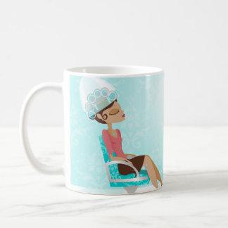 Beauty Goddess Basic White Mug