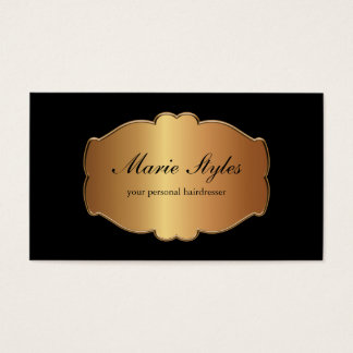 Beauty Hair Business Cards