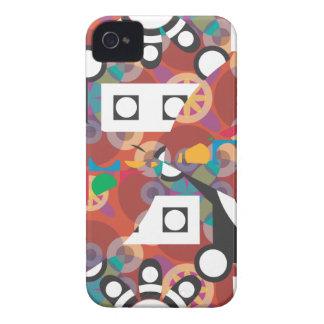 Beauty in Crazy iPhone 4 Case-Mate Case