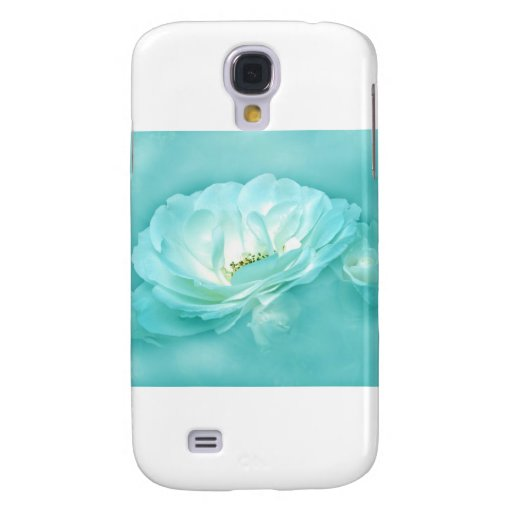 BEAUTY IN THE MIST - BLUE SAMSUNG GALAXY S4 COVER