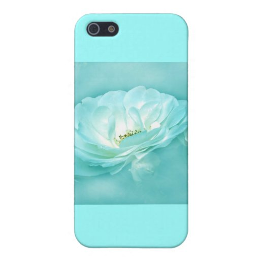 BEAUTY IN THE MIST - TOURQUOISE iPhone 5 COVERS