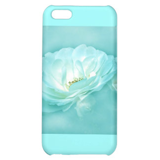 BEAUTY IN THE MIST - TOURQUOISE iPhone 5C CASES