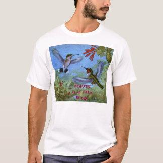 BEAUTY is in little things. T-Shirt