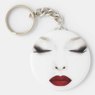 Beauty Life Keychain
