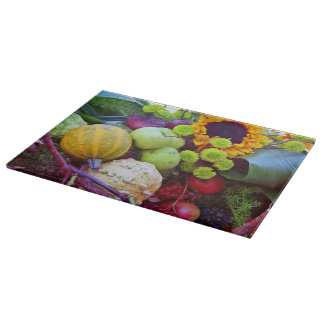Beauty Of Fall Cutting Board