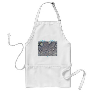 Beauty of Mud and Stones Texture Aprons