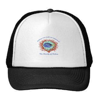 BEAUTY OF NATURE TRUCKER HAT