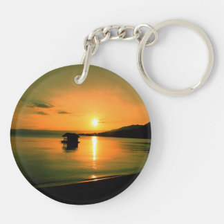 Beauty Of Nature Key Ring