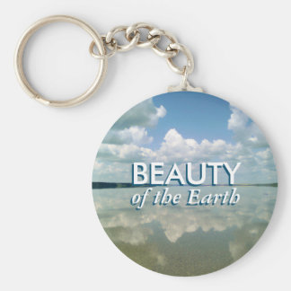Beauty of the Earth Key Ring