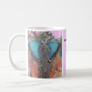 Beauty of the Elephant Coffee Mug