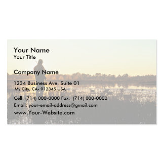 Beauty of the Hunt Business Card