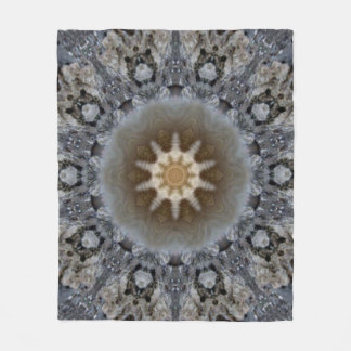 Beauty Of Winter. Fleece Blanket