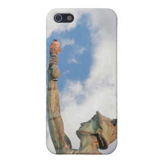 Beauty on Mercury Hard Shell Case for iPhone 4/4S iPhone 5/5S Case