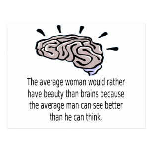 beauty or brains which is better