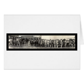 Beauty Pageant Texas Photo 1923 Greeting Card