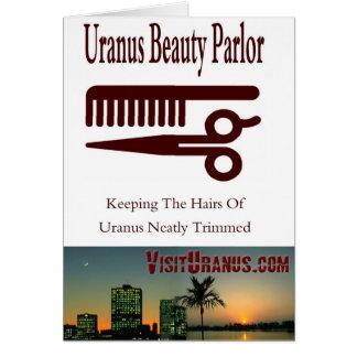 Beauty Parlor Greeting Card