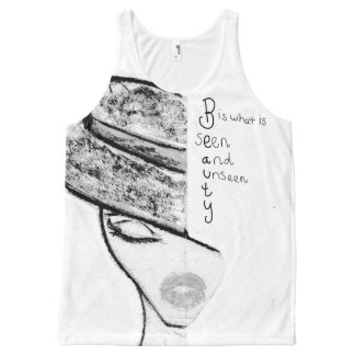 Beauty Philosophy Vest