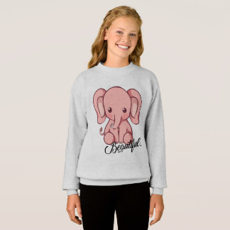 Beauty Pinky Sweatshirt