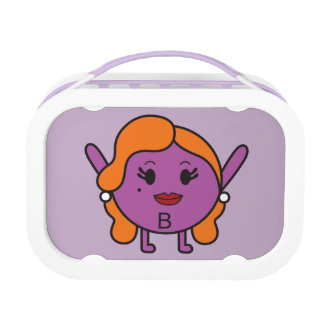 Beauty Quark Yubo Lunchbox/Lonchera Lunch Box