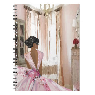 Beauty Queen Notebook