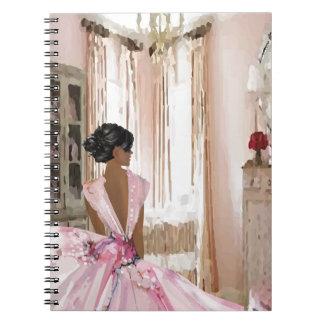 Beauty Queen Notebooks