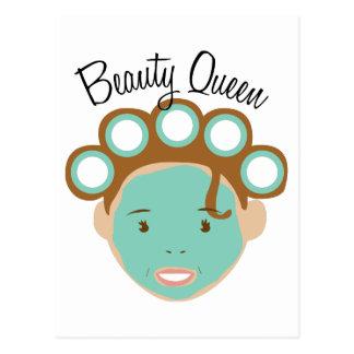 Beauty Queen Post Card