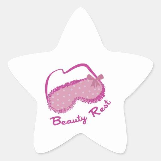Beauty Rest Sticker
