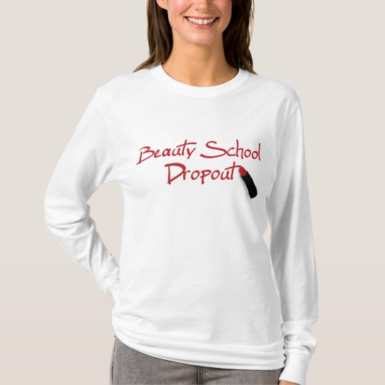 Beauty School Dropout Fitted Hoodie