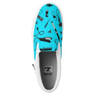 Beauty School Slip On Shoes