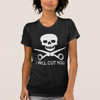 Beauty Shop Pirate_2 Tshirts