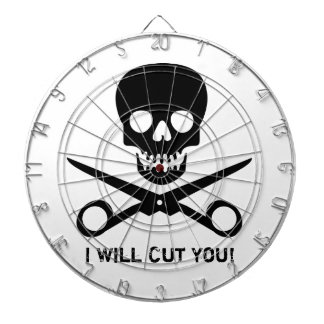 Beauty Shop Pirate Dartboards