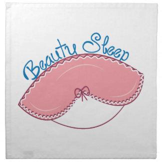Beauty Sleep Napkins