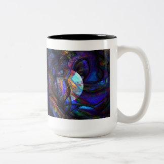 Beauty & The Beast Two-Tone Coffee Mug