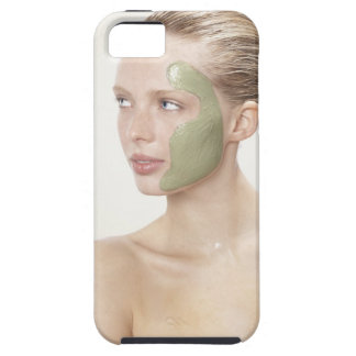 beauty, wet, spa, hair up, blonde, blue eyes iPhone 5 covers