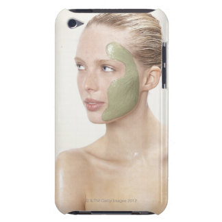 beauty, wet, spa, hair up, blonde, blue eyes iPod touch covers