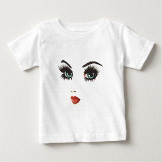 Beauty woman face baby T-Shirt