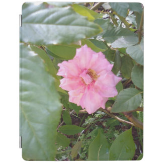 BEAUTYFULL PINK ROSE iPad COVER