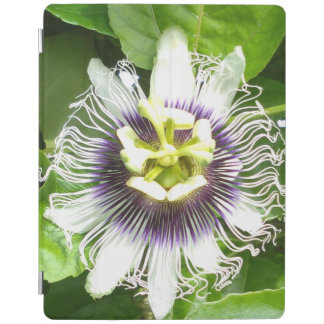 BEAUTYFULL PURPLE PASSION FRUIT FLOWER iPad COVER