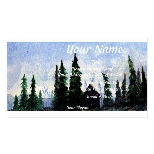 Beaver Bay Art Business Card