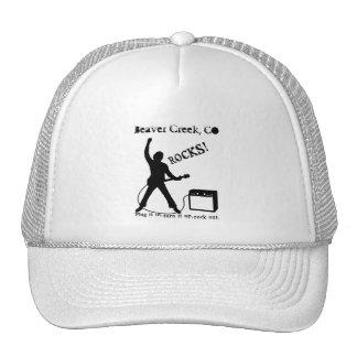 Beaver Creek, CO Trucker Hats