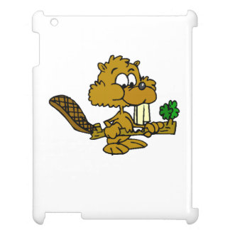 Beaver Eating Branch Cover For The iPad 2 3 4