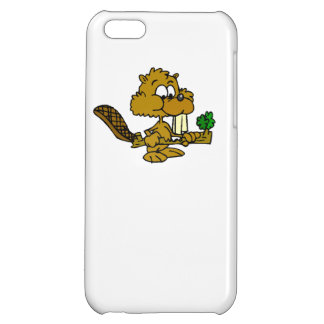Beaver Eating Branch iPhone 5C Covers