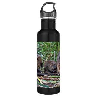 Beaver Family 710 Ml Water Bottle