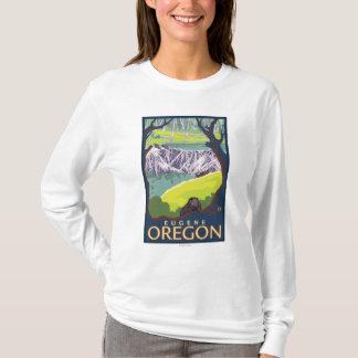 Beaver Family - Eugene, Oregon T-Shirt