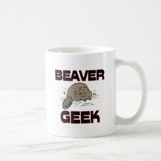 Beaver Geek Mugs