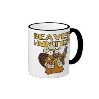 Beaver Hunter Mug