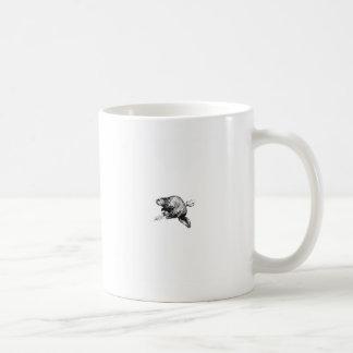 Beaver Line Art Logo Coffee Mug