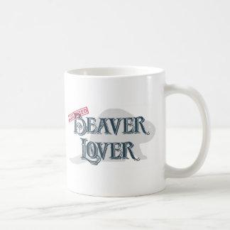 Beaver Lover Coffee Mug